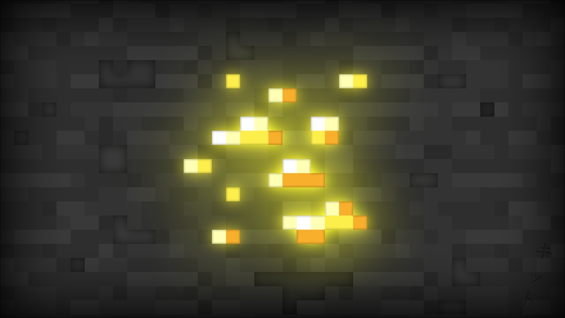 Gold Ingot Minecraft Wallpaper